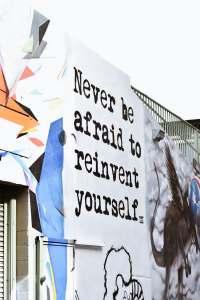 reinvent self